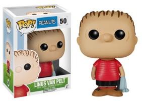 Pop! Peanuts Linus Van Pelt