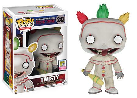 Pop! TV American Horror Story Freak Show - Twisty Unmasked