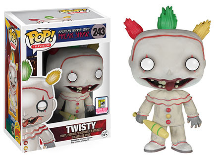 Pop! TV American Horror Story Freak Show - Twisty Unmasked