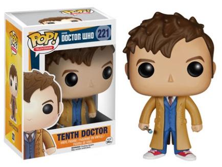 Pop! TV Doctor Who Tenth Doctor