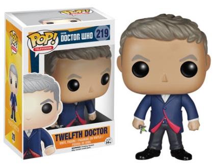 Pop! TV Doctor Who Twelfth