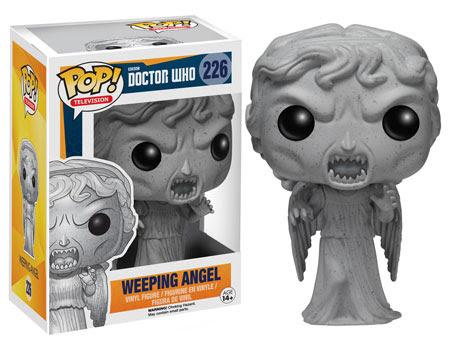 Pop! TV Doctor Who Weeping Angel