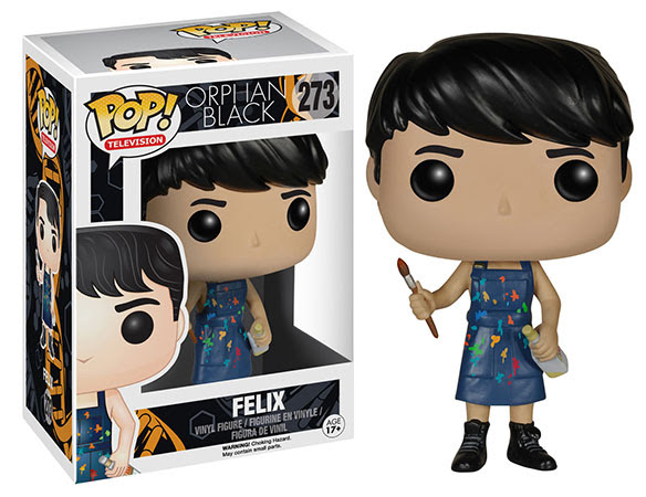 Pop! TV Orphan Black Felix