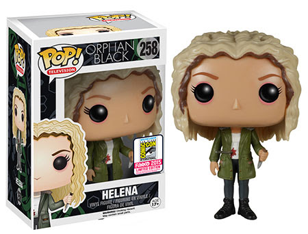 Pop! TV Orphan Black - Parka Helena