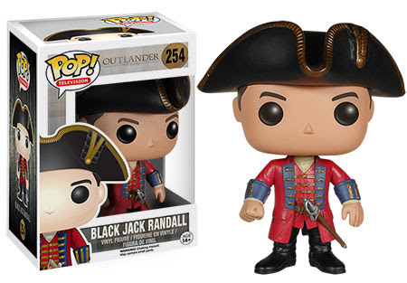 Pop! TV Outlander Black Jack Randall