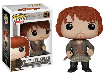 Pop! TV Outlander Jamie Fraser