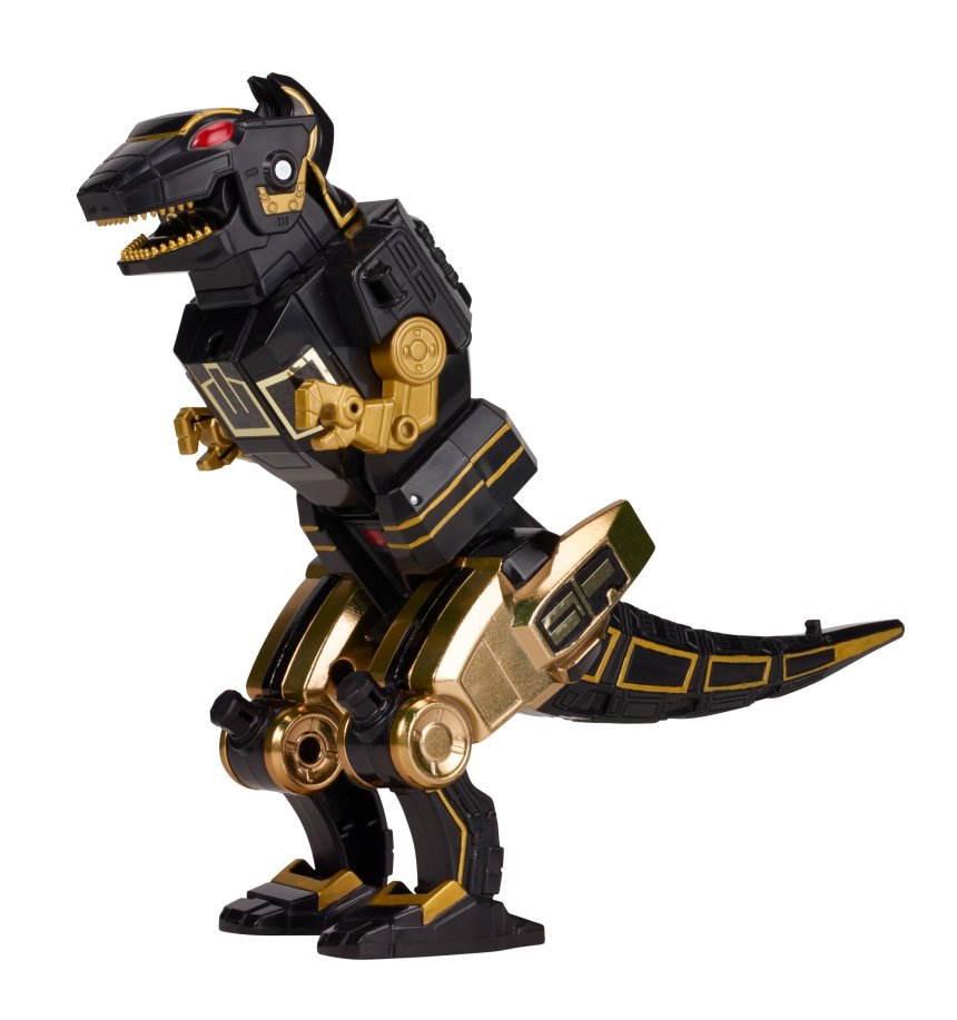POWER RANGERS Limited Black Edition Legacy Megazord (2)