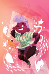 Power Up #1 Variant Cover by Babs Tarr
