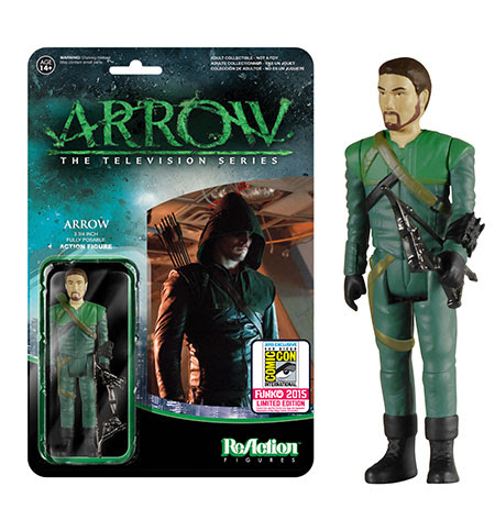 ReAction Arrow - Arrow Unmasked