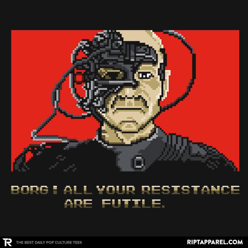 Resistance Are Futile