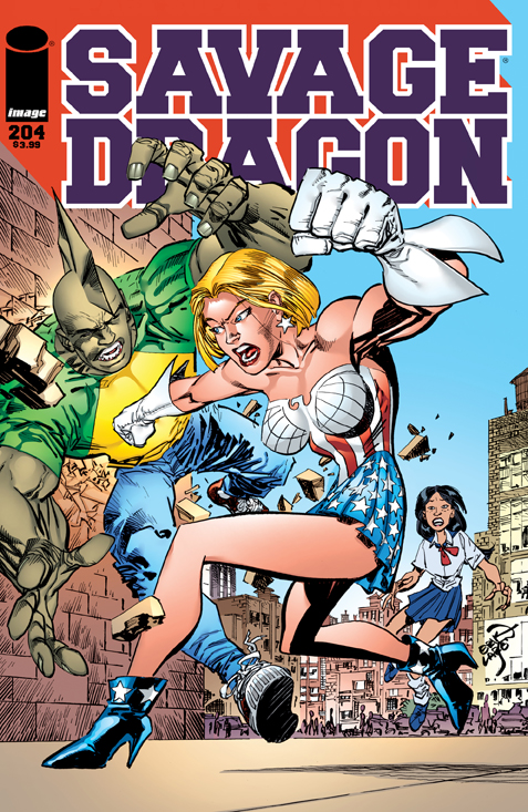 SavageDragon204_Cover