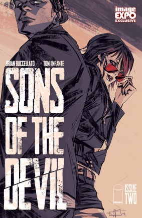 SONS OF THE DEVIL #2 by Brian Buccellato & Toni Infante