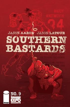 SOUTHERN BASTARDS #9 by Jason Aaron & Jason Latour