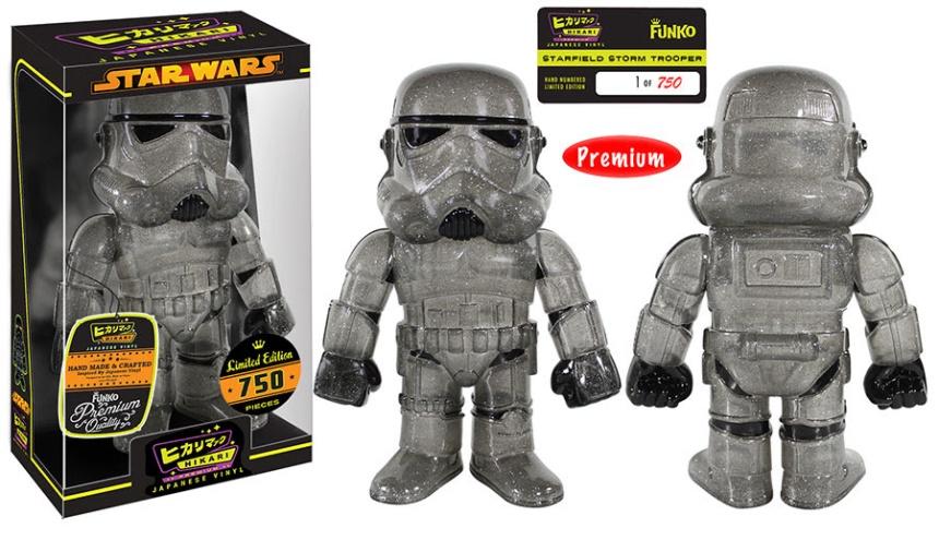 Starfield Stormtrooper Hikari Sofubi Figure