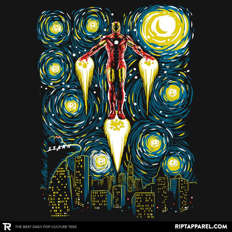Starry Iron