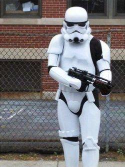 stormtrooper lockdown