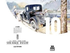 Strange Fruit #1 10 Years Cover by J.G. Jones (full wraparound image shown)