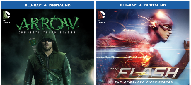 DC Comics Announces Tons of Additions to Arrow, Flash, & More!