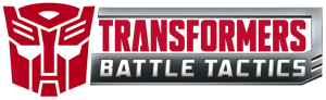 Transformers Battle Tactics logo