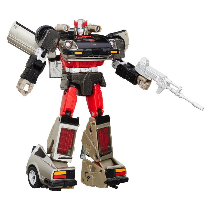 TRANSFORMERS Masterpiece Bluestreak (OOP)