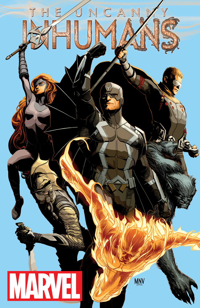 Uncanny Inhumans #1 Midtown Comics