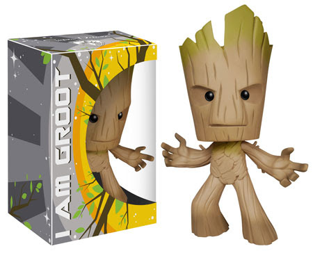 Vinyl Sugar Super Deluxe Guardians of the Galaxy Groot