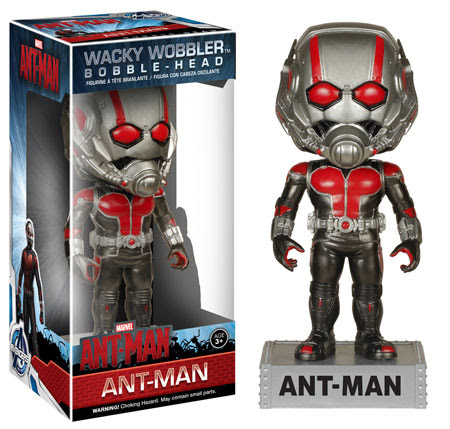 Wacky Wobbler Marvel - Ant-Man