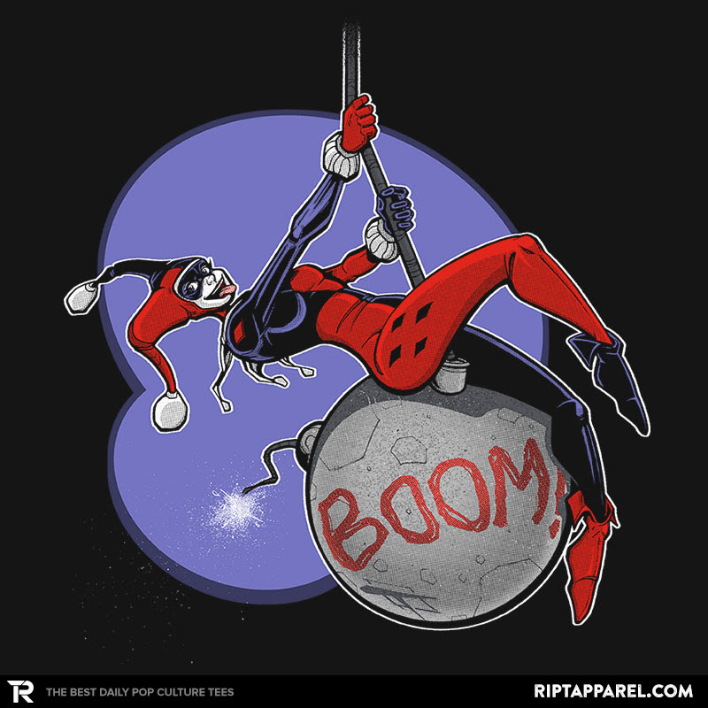 Wrecking Bomb