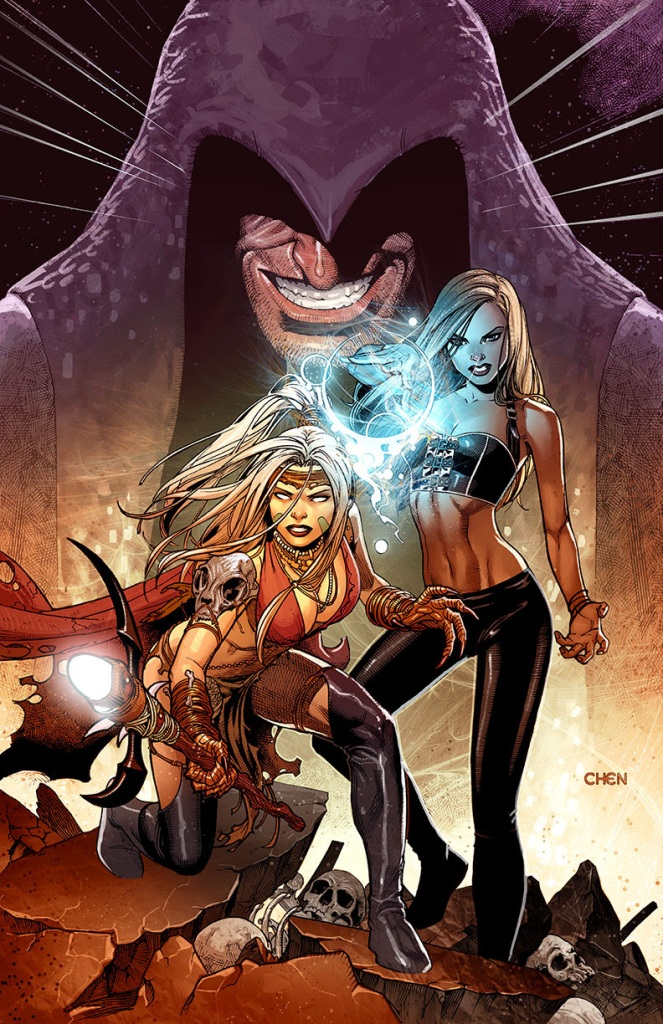 Zenescope Launches Coven #1