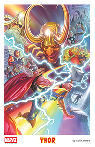 AlexRoss-SDCC 2015 Litho4 THOR