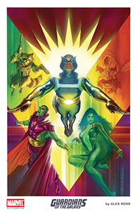 AlexRoss-SDCC 2015 Litho7 Guardians