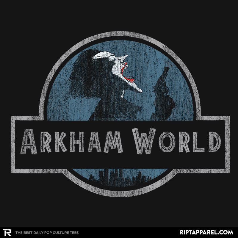 Arkham World