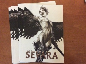 art of Sevara copies