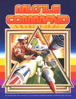 Atari - Missile Command