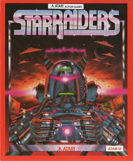 Atari - Star Raiders
