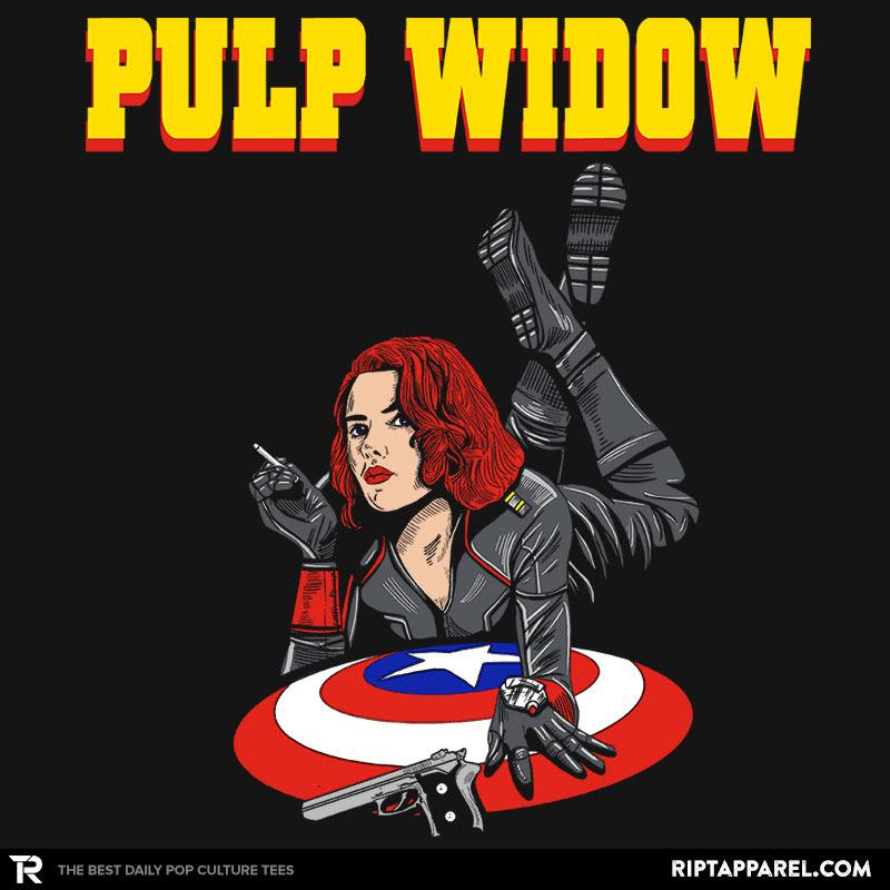 Avengers Pulp Fiction Style