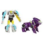 B2489 Bee Underbite Robot Dino