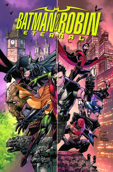DC Comics Celebrates 75 Years of Robin