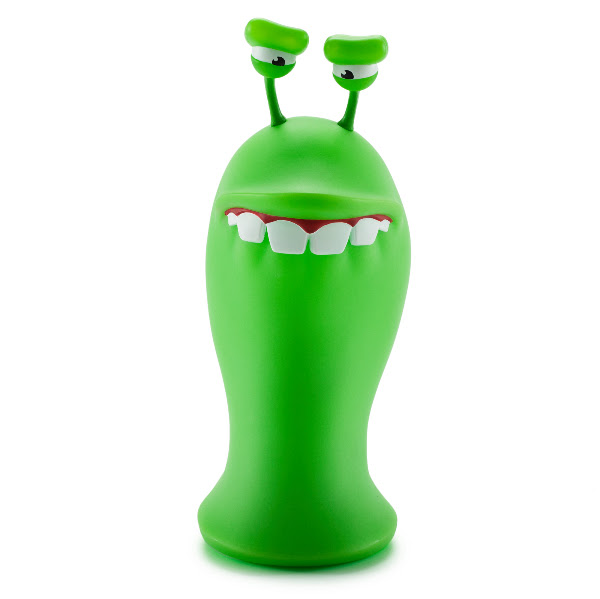 Best Fiends X Kidrobot Slug vinyl figures 3