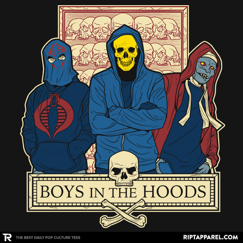 Boys in the Hoods