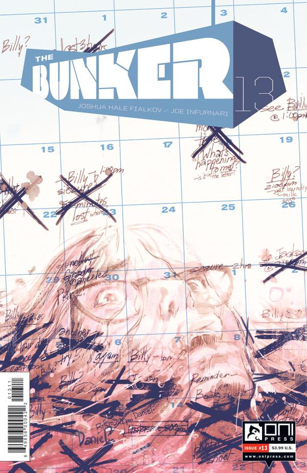 BUNKER #13 - 4x6 COVER FNL WEB