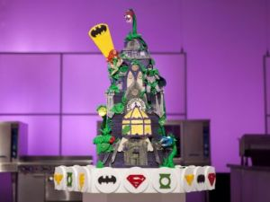 we talk about the gotham inspired cake wars winning design with the
