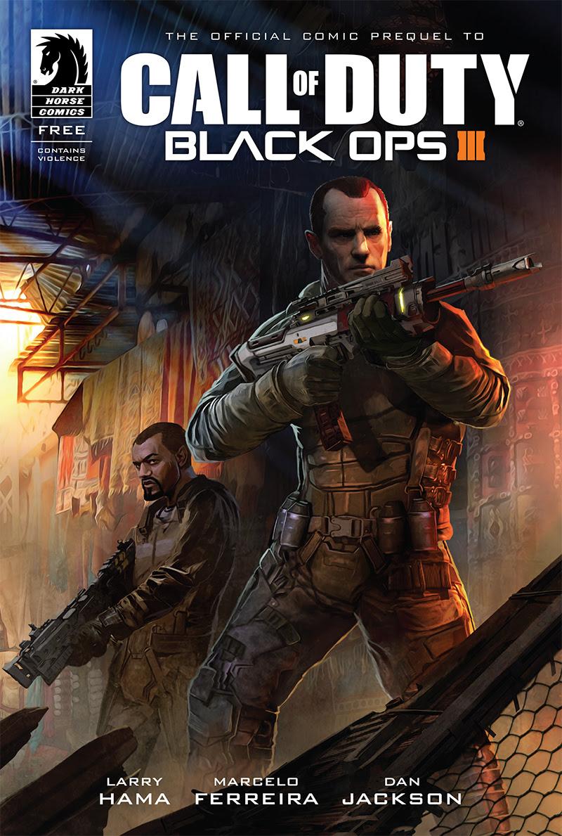 Call of Duty Black Ops III #1