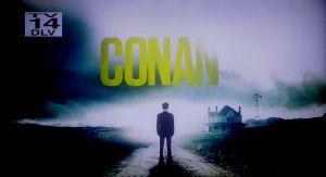 conan walking