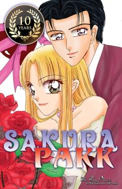 Cover of Sakura Pakk 10 Year Anniversary