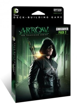 DC Comics Deck-building Game Crossover Pack #2 Arrow The Television Series