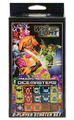 DC Comics Dice Masters War of Light 1