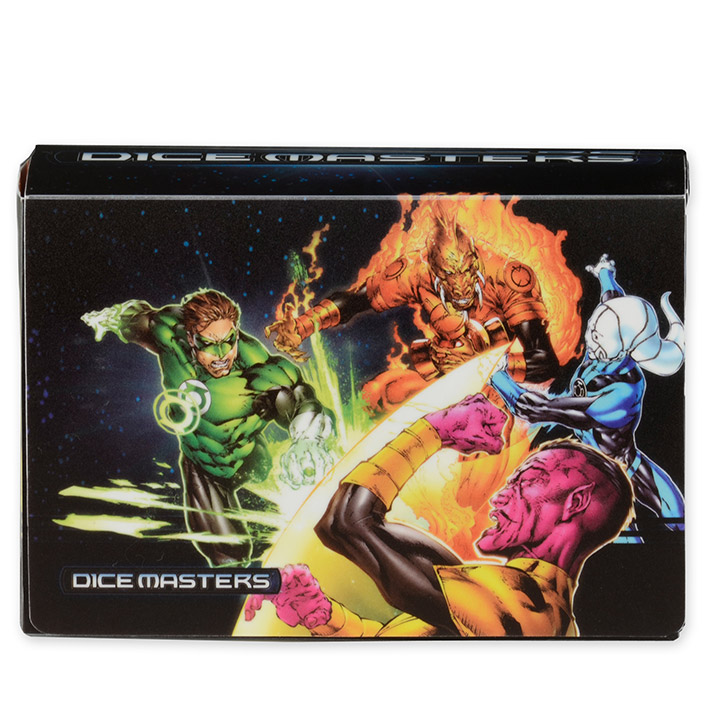 DC Comics Dice Masters War of Light 5