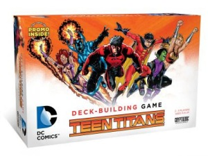 DC Deck-Building Teen Titans