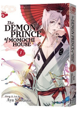 Demon Prince Of Momochi House V.1